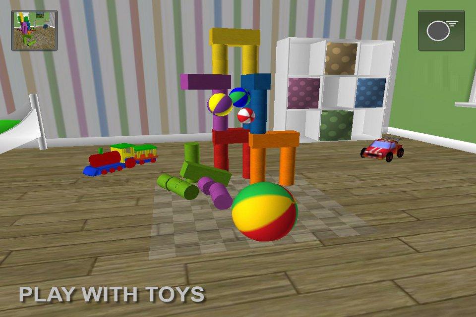 Screenshot Block Builder 3D
