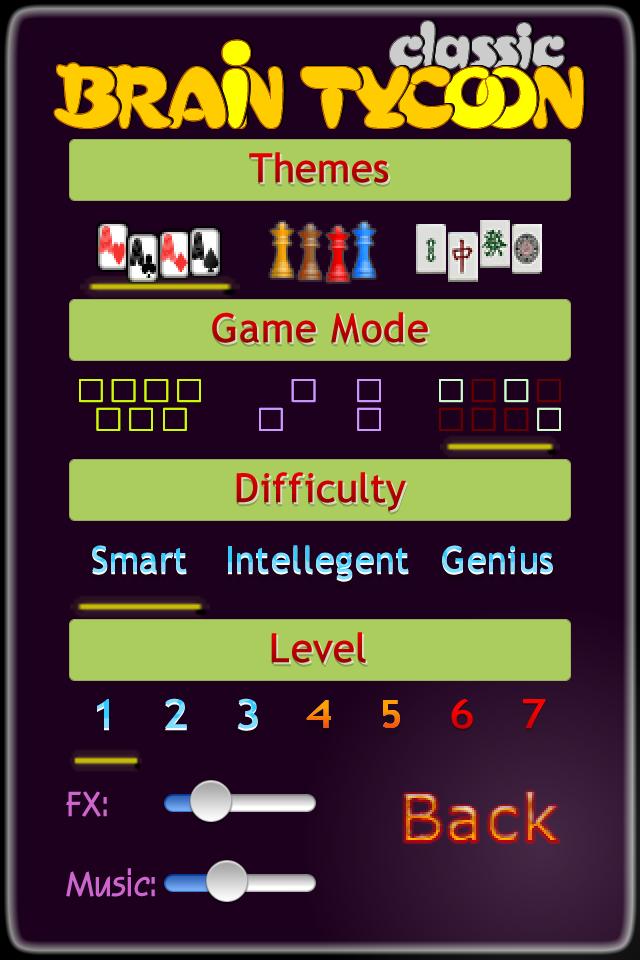 Screenshot B T Classic